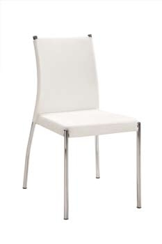 B841 Dining Chair - White - Global Furniture