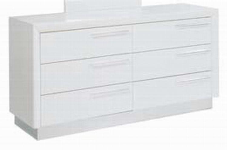 B99 Dresser - White