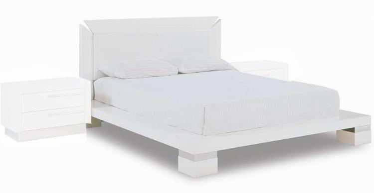 B99 Bed -White
