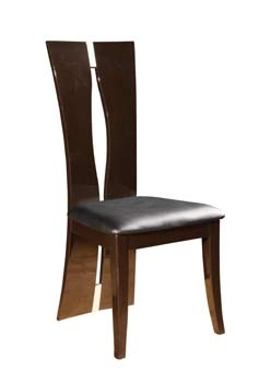 D59 Dining Chair - Dark Brown