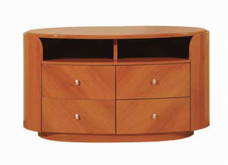 Emily Entertainment Unit - Cherry