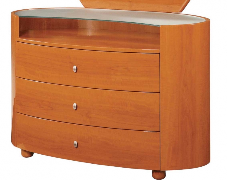 Emily Kids Dresser - Cherry - Global Furniture