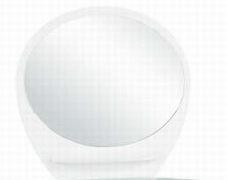 Emily Mirror - White - Global Furniture