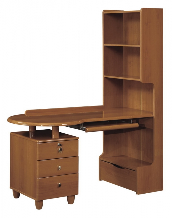 Evelyn Kids Desk - Cherry