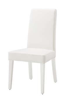 G020 Dining Chair - White - Global Furniture