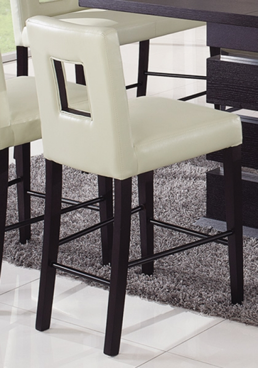 G072 Counter Stool - Beige - Global Furniture