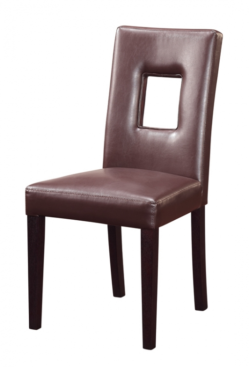 G072 Dining Chair - Brown