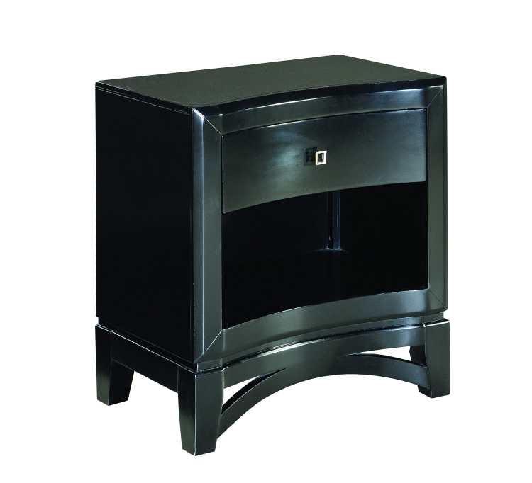 Madeline Nightstand - Black