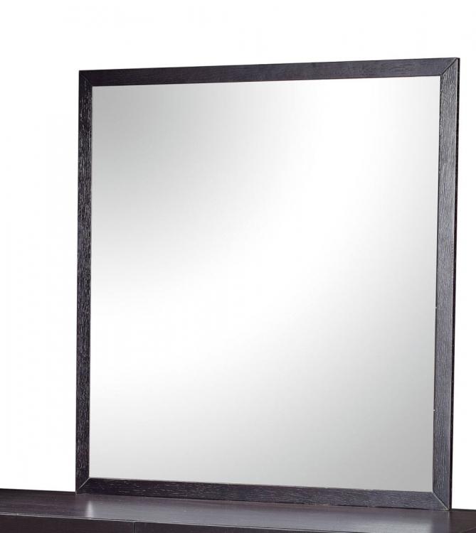 Metro Mirror - Wenge