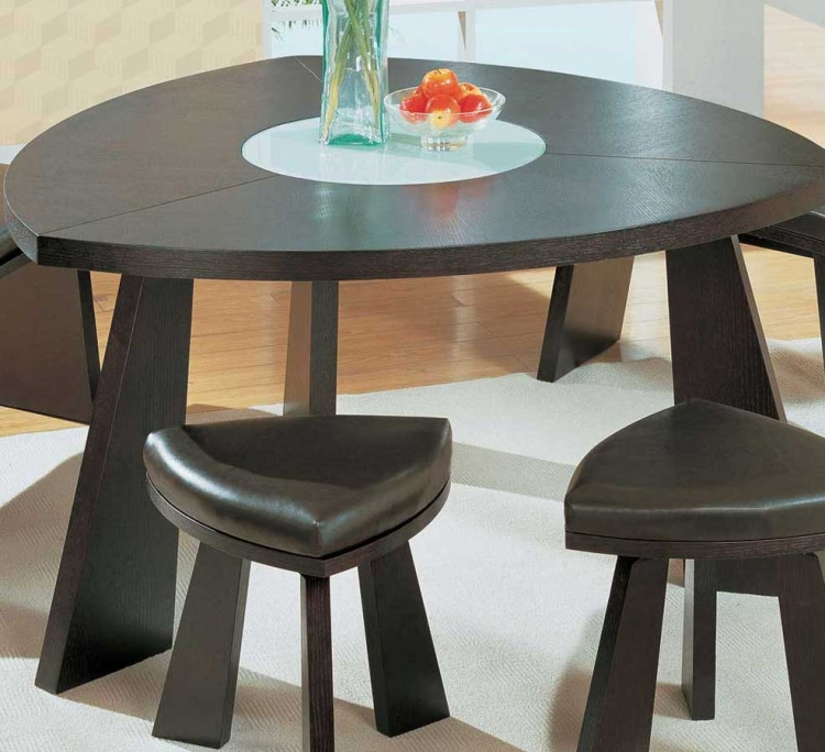 GF-64 Dining Table - Wenge
