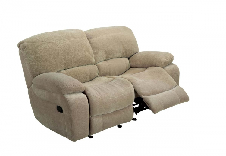 2007 Reclining Love Seat - Champion - Froth - Global Furniture