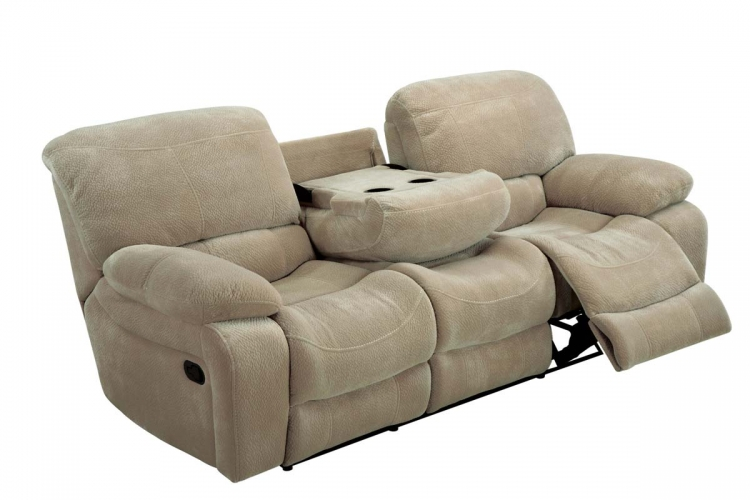2007 Reclining Sofa - Champion - Froth - Global Furniture