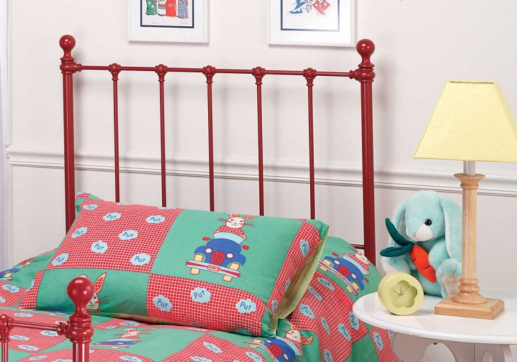 Molly Headboard - Red - Hillsdale