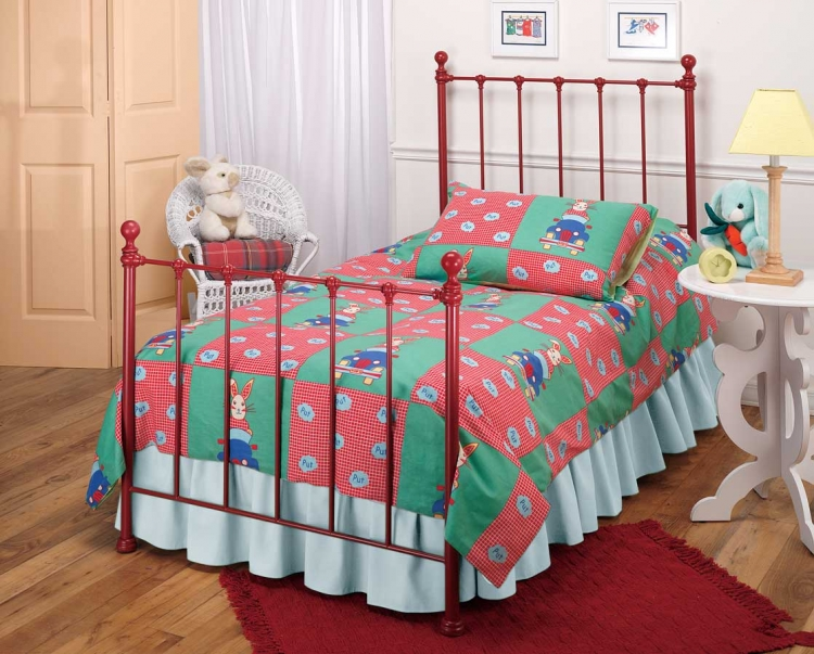 Molly Bed - Red
