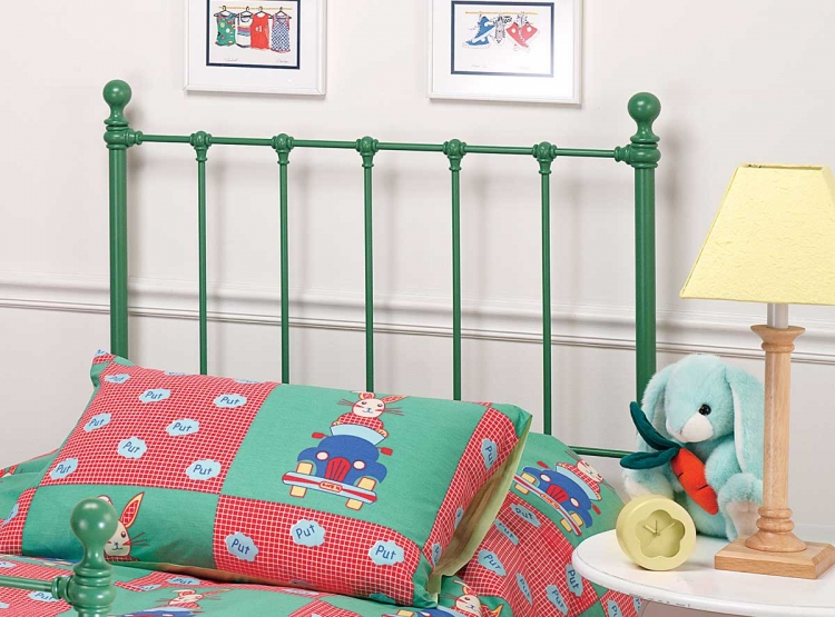 Molly Headboard - Green - Hillsdale