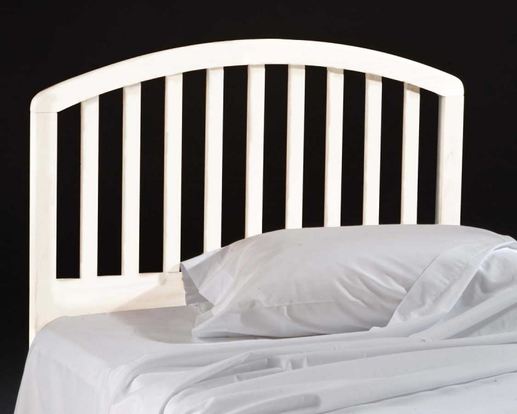 Carolina Headboard - White - Hillsdale