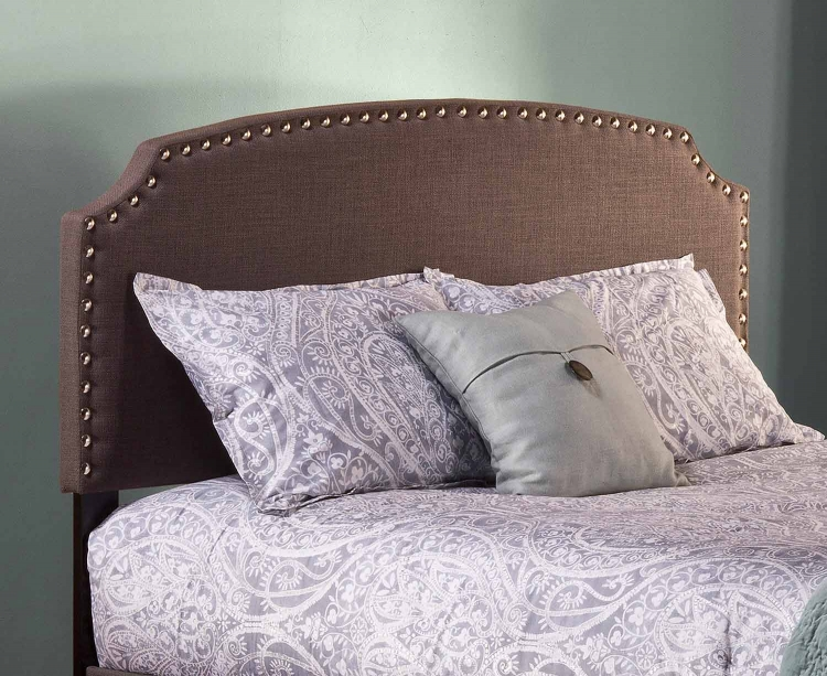 Lani Headboard - Dark Linen/Grey