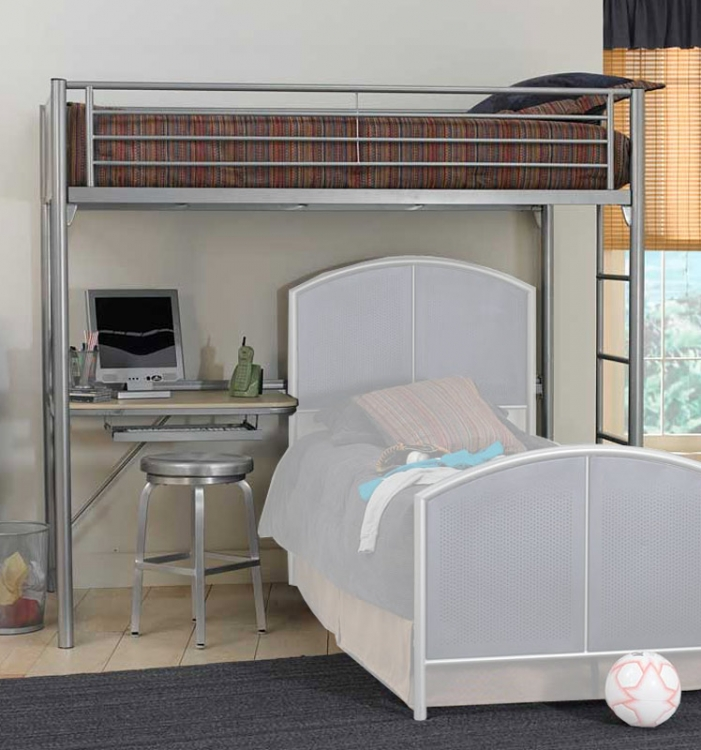 Universal Loft Bed with Study Center