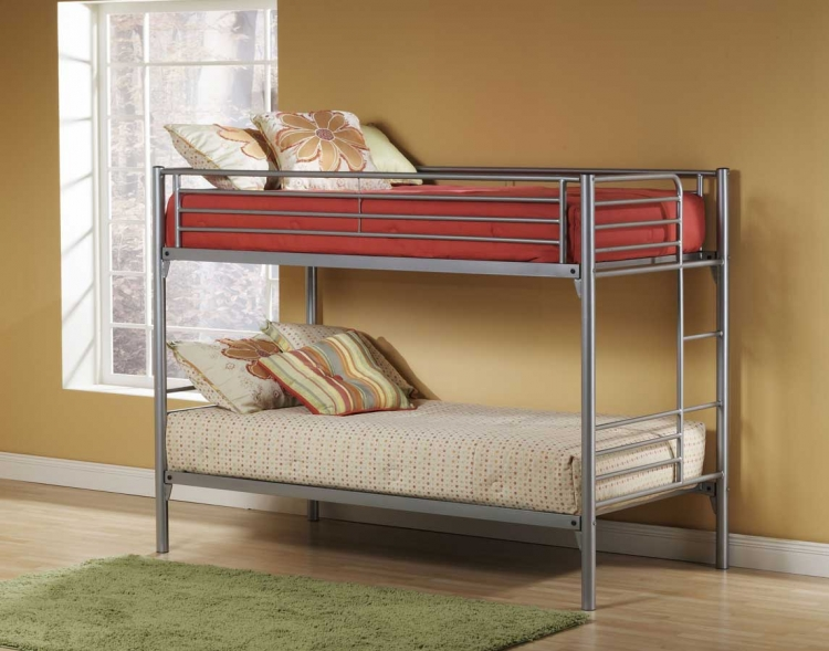 Universal Youth Twin over Twin Bunk Bed