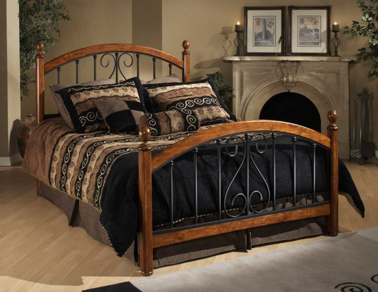 Burton Way Bed - Hillsdale