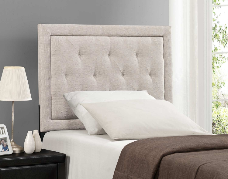 Becker Headboard - Cream