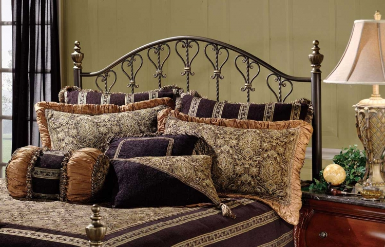 Huntley Headboard - Hillsdale