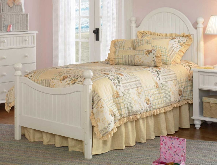Westfield Youth Panel Bed - Hillsdale