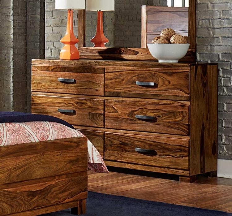 Madera Dresser - Natural