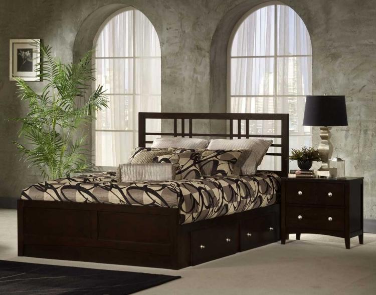 Tiburon Kona Storage Bed