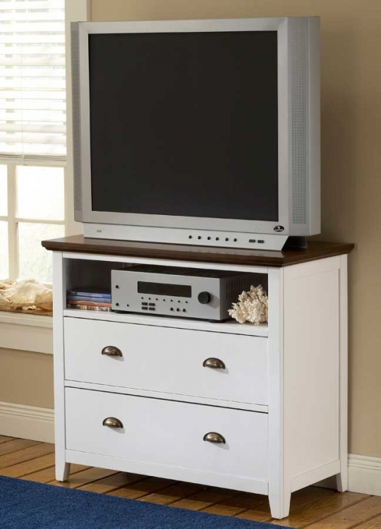 Sea Coast TV Chest