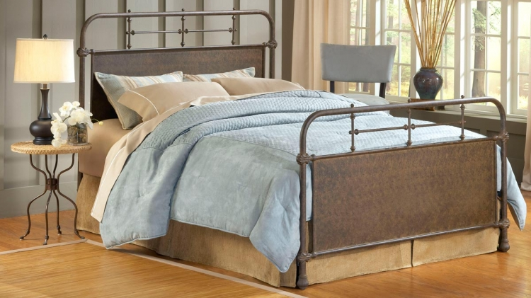 Kensington Bed - Old Rust - Hillsdale