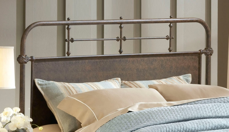 Kensington Headboard - Old Rust - Hillsdale