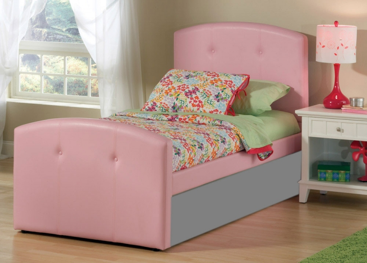 Laci Bed - Pink