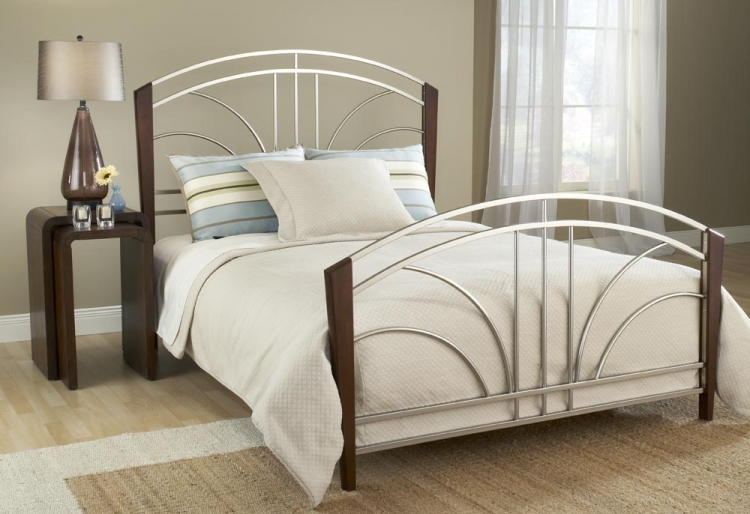 Sorrento Bed- Hillsdale