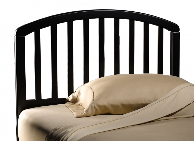 Carolina Headboard - Black - Hillsdale