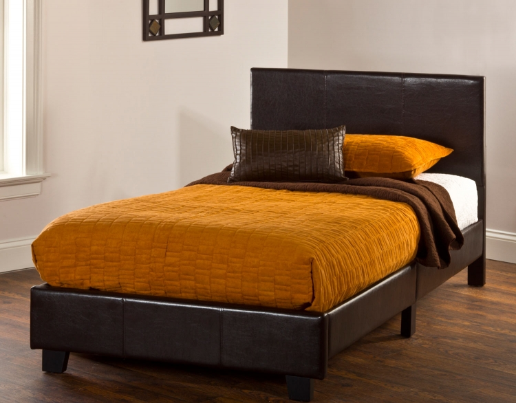 Springfield Bed - Brown