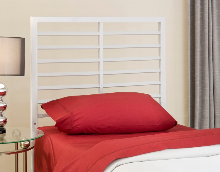 Latimore Twin Headboard - White