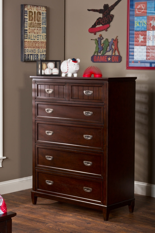 Nantucket Chest - Espresso - Hillsdale