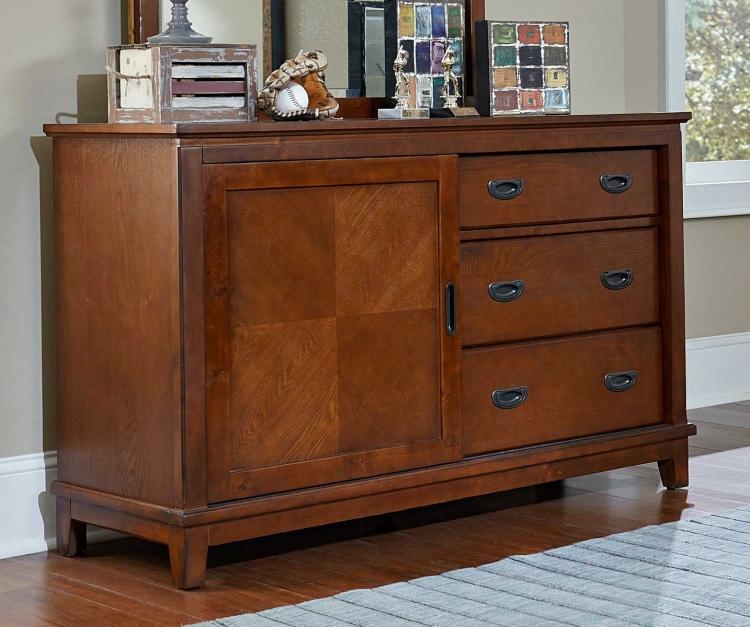 Bailey Dresser - Mission Oak