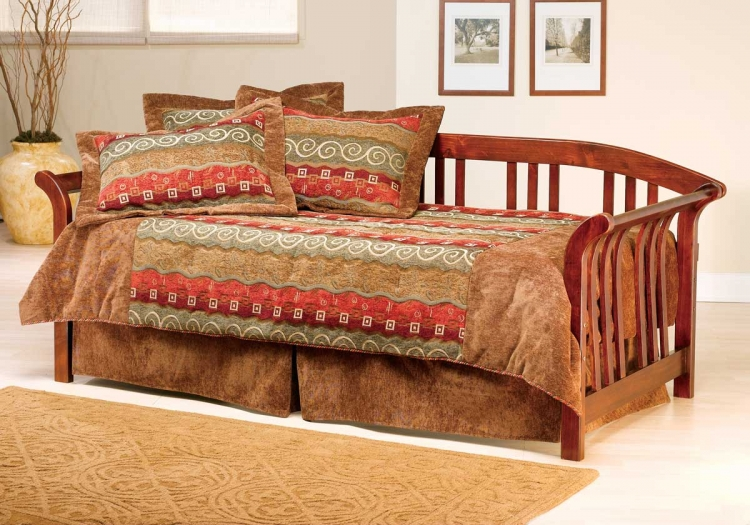 Dorchester Daybed - Brown Cherry - Hillsdale