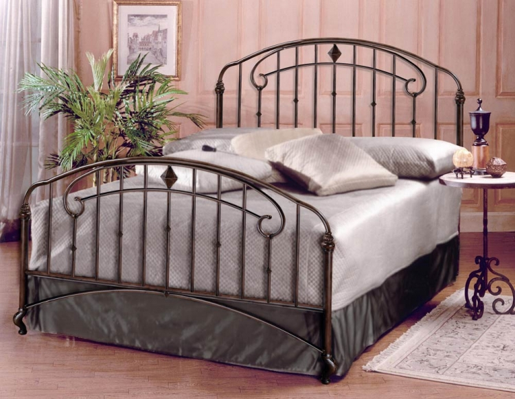 Tierra Mar Bed - Hillsdale