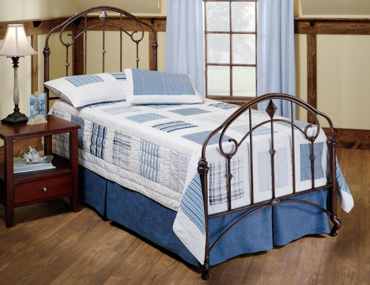Tierra Mar Youth Bed - Hillsdale