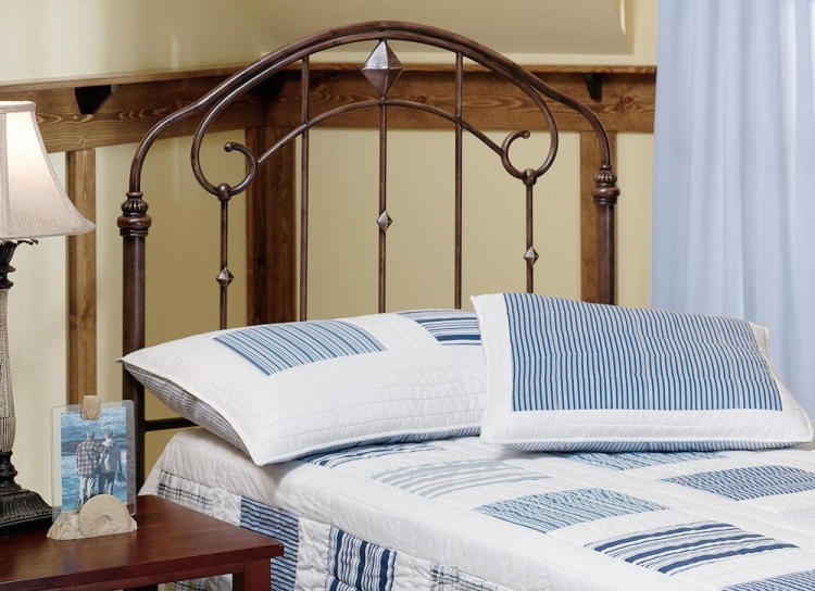 Tierra Mar Youth Headboard - Hillsdale
