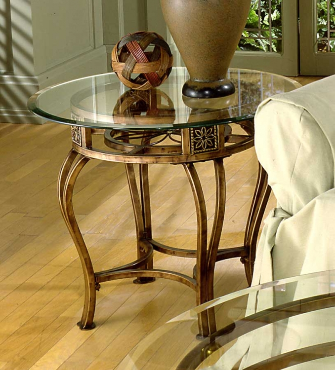 Scottsdale End Table - Hillsdale