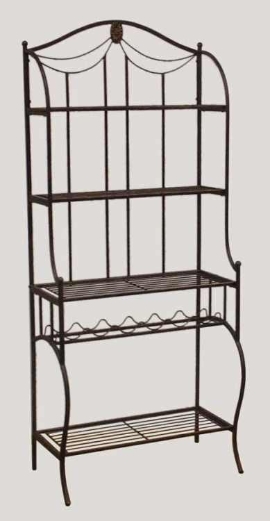 Camelot Bakers Rack