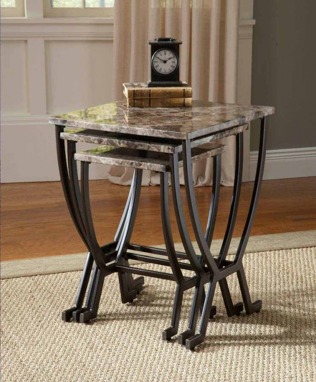 Monaco Nesting Table - Hillsdale