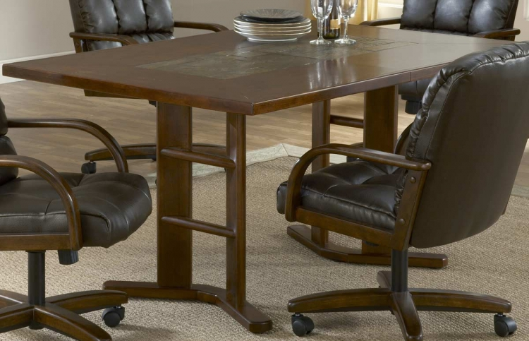 Frankfort Dining Table with Leaf