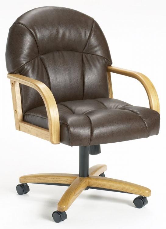 Covington Caster Chair