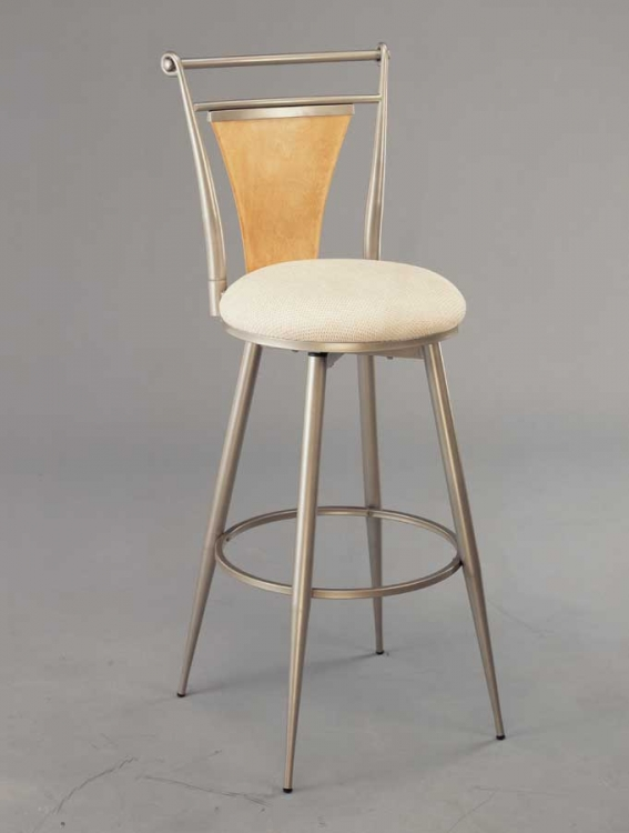 London Swivel Counter Stool - Hillsdale