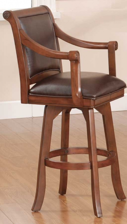 Palm Springs Swivel Bar Stool - Hillsdale